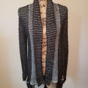 Cardigan sweater by Vera Wang